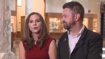 Joel and Lindsey were patients at St. Jude Children's Research Hospital 25 years ago. Later They Got Married.