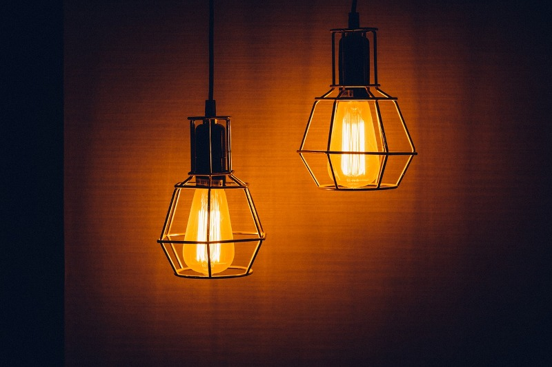 Reduce electricity bills using dim light yellow