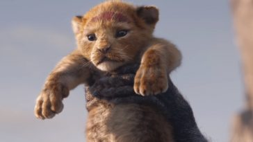 'The Lion King' Live-Action First Trailer Is Giving Everyone The Chills