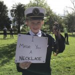 Boy Makes Pasta Necklace For Meghan Markle, Now Getting Orders From All Over The World