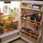 open fridge 150x150 - Things to avoid keeping inside your fridge