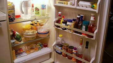 open fridge 364x205 - Things to avoid keeping inside your fridge