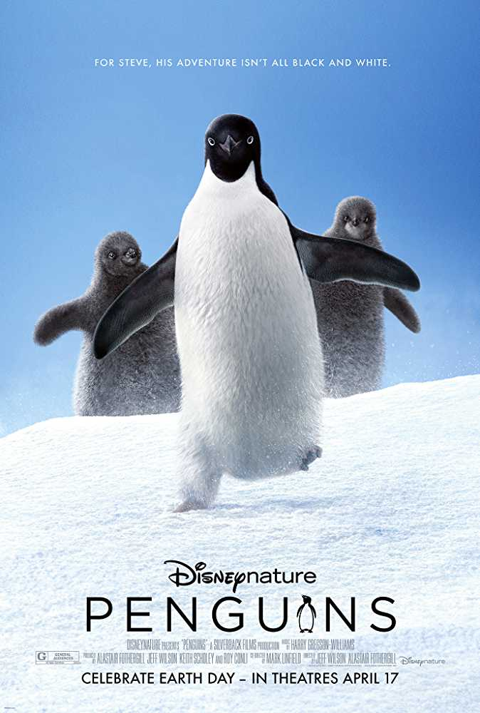 Penguins Disney poster