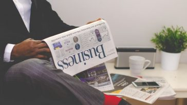person sitting holding business newspaper 364x205 - Are You A Mature Adult? Let These 4 Signs Confirm That For You