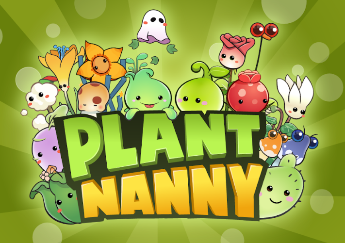 plant nanny banner - 3 Great Apps To Help You Drink Enough Water Daily
