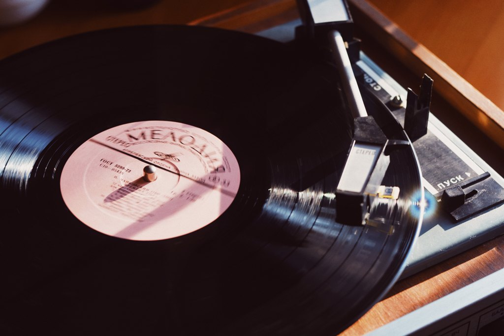 record player - We Need To Get These 6 Old-Fashioned Traditions Back To Our Parties