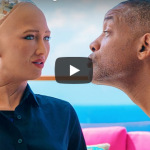 sophia will smith dating 150x150 - AI Robot Sophia dated Actor Will Smith and when he tried to kiss her, this happened