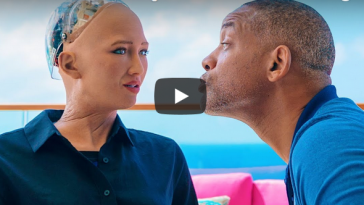 sophia will smith dating 364x205 - AI Robot Sophia dated Actor Will Smith and when he tried to kiss her, this happened