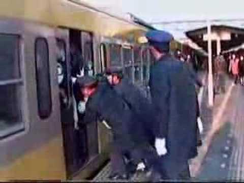 train stuffer - Ten jobs in the world that cannot get any weirder