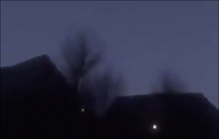 ufo russia 5 - This UFO sighting in Russia is scaring people all around the world