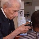 World's Oldest Barber Is 107 Years Old And Still In Business